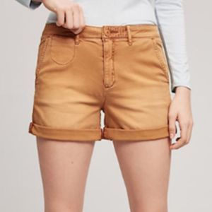 Anthropologie chino shorts